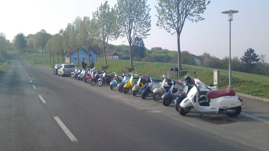 Ausfahrt Maribor (SLO) 16. April 2011 (5)
