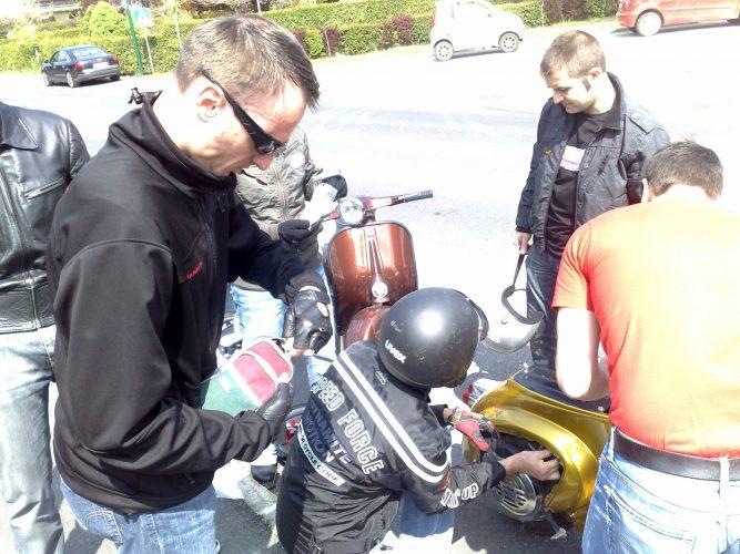 Ausfahrt zum Vespatreffen nach Fürstenfeld am 01. Mai 2010 (24)