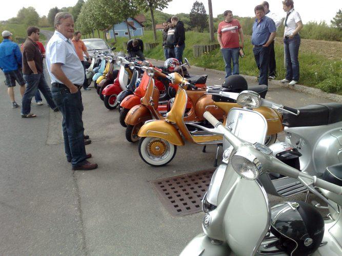 Ausfahrt zum Vespatreffen nach Fürstenfeld am 01. Mai 2010 (5)