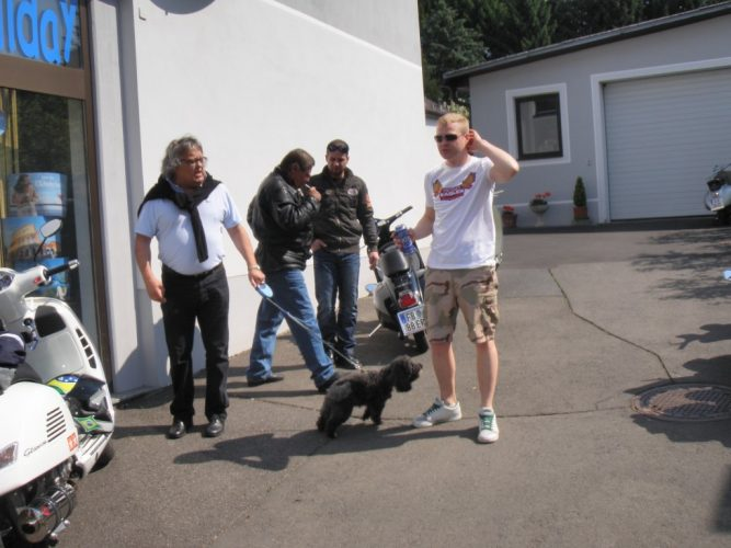 Fotosession für die Bildpost am 19. Mai 2010 (1)