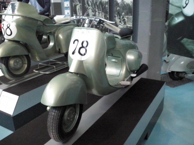 Vespamuseum Pontedera 2013 (10)
