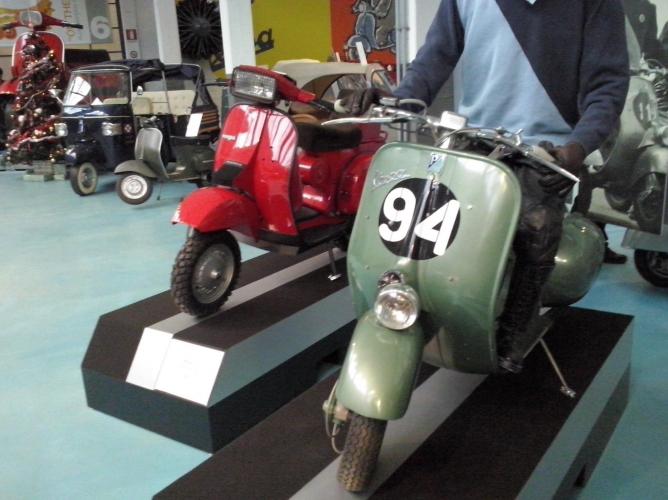 Vespamuseum Pontedera 2013 (11)
