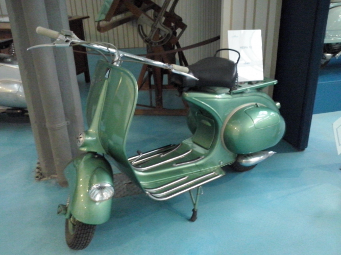Vespamuseum Pontedera 2013 (12)