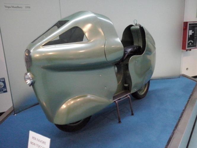 Vespamuseum Pontedera 2013 (13)