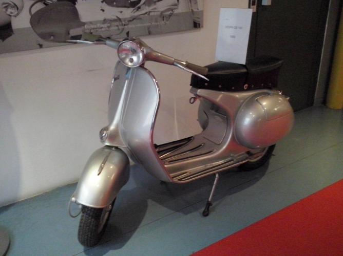 Vespamuseum Pontedera 2013 (15)