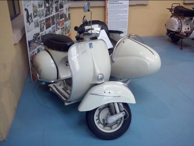 Vespamuseum Pontedera 2013 (16)