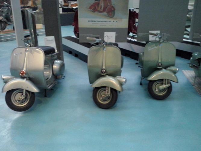 Vespamuseum Pontedera 2013 (18)