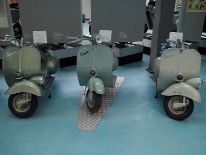 Vespamuseum Pontedera 2013 (19)