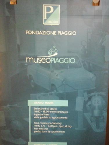 Vespamuseum Pontedera 2013 (2)