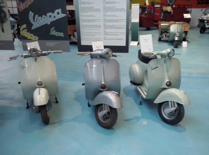 Vespamuseum Pontedera 2013 (20)