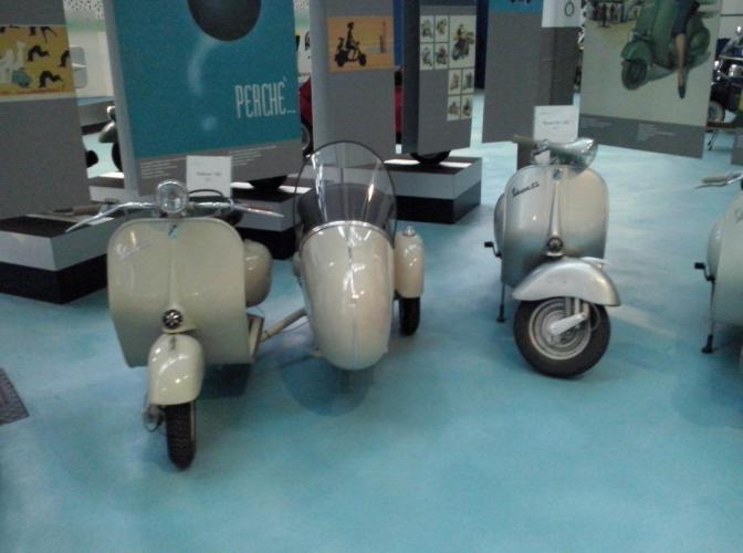 Vespamuseum Pontedera 2013 (21)