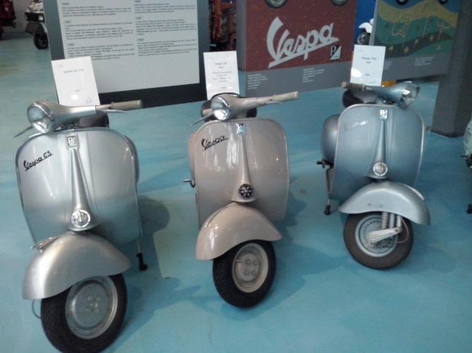 Vespamuseum Pontedera 2013 (22)