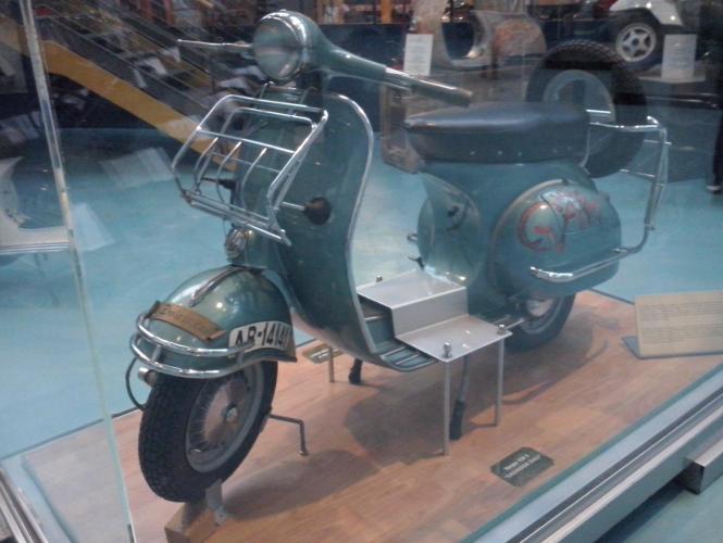 Vespamuseum Pontedera 2013 (23)