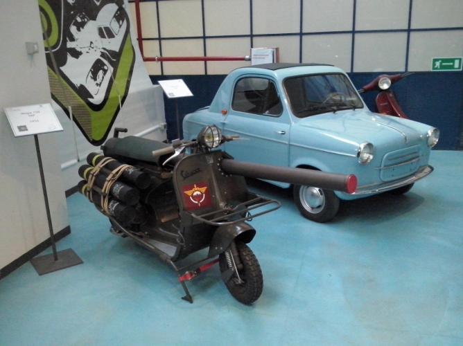 Vespamuseum Pontedera 2013 (24)