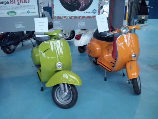 Vespamuseum Pontedera 2013 (26)