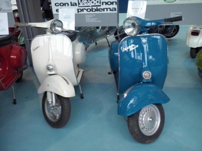 Vespamuseum Pontedera 2013 (27)