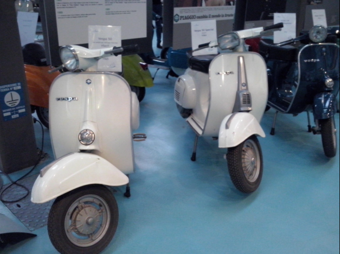Vespamuseum Pontedera 2013 (28)
