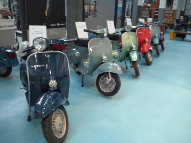 Vespamuseum Pontedera 2013 (29)