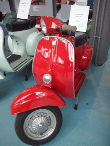 Vespamuseum Pontedera 2013 (30)