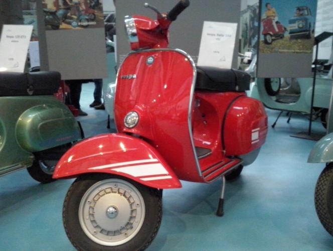 Vespamuseum Pontedera 2013 (31)