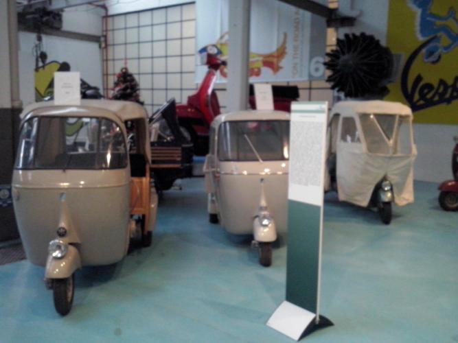 Vespamuseum Pontedera 2013 (38)