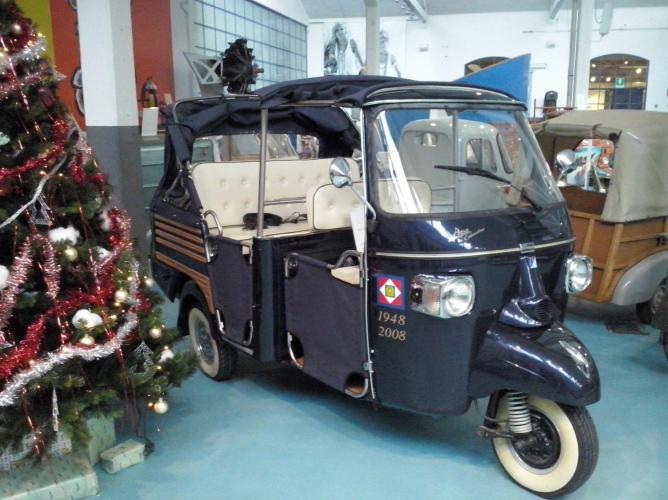 Vespamuseum Pontedera 2013 (39)