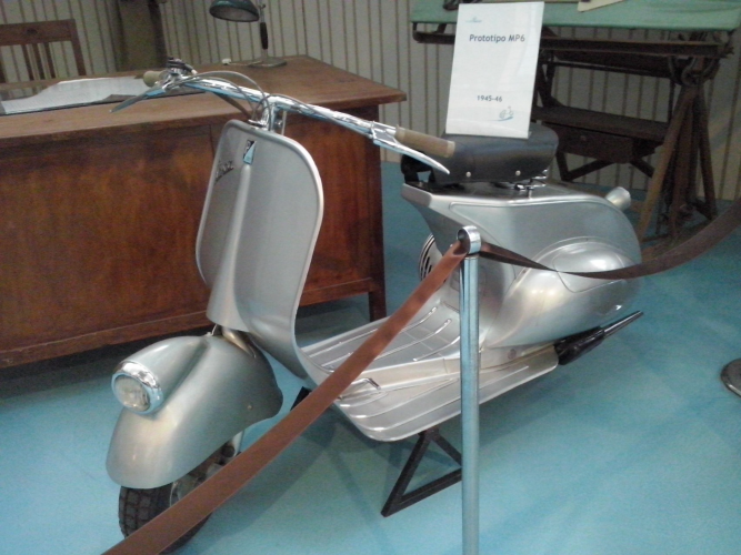 Vespamuseum Pontedera 2013 (4)