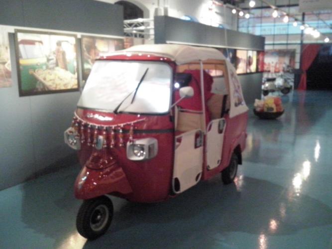 Vespamuseum Pontedera 2013 (40)