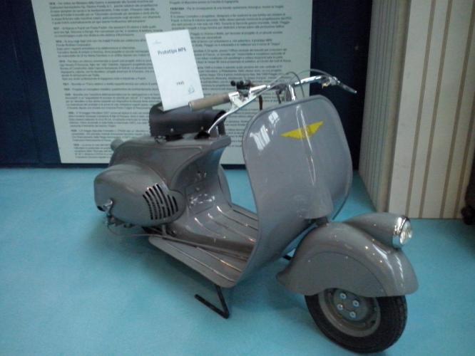 Vespamuseum Pontedera 2013 (5)