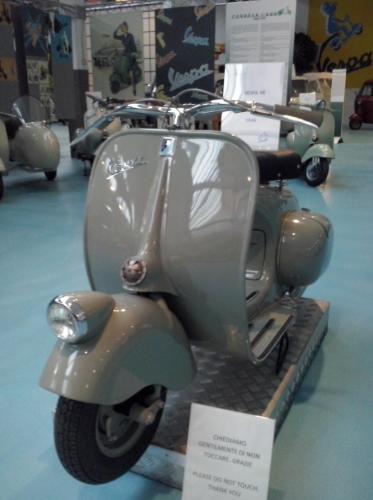 Vespamuseum Pontedera 2013 (6)