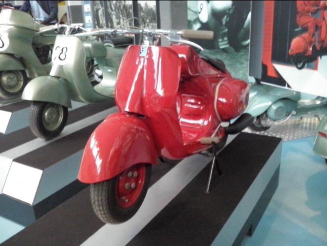 Vespamuseum Pontedera 2013 (8)