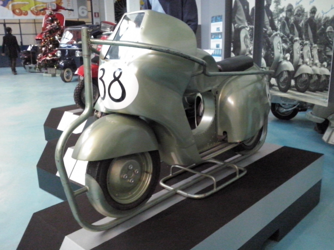 Vespamuseum Pontedera 2013 (9)