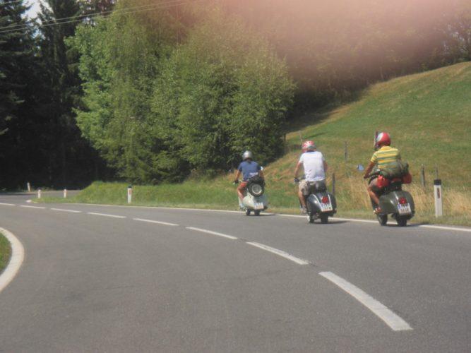 Vespatour zum Klopeinersee am 23. bis 24 Juli 2010 (11)