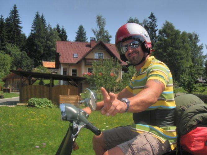 Vespatour zum Klopeinersee am 23. bis 24 Juli 2010 (13)