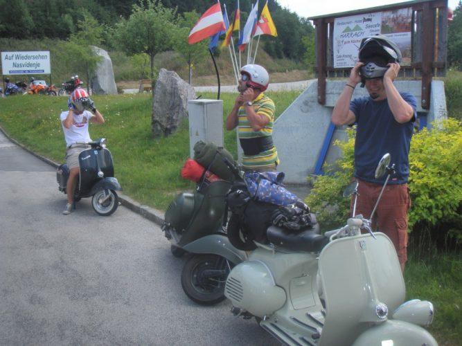 Vespatour zum Klopeinersee am 23. bis 24 Juli 2010 (14)