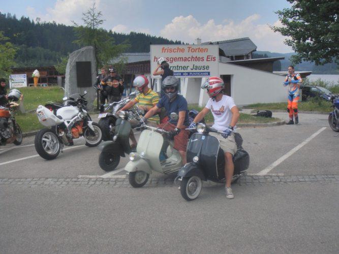 Vespatour zum Klopeinersee am 23. bis 24 Juli 2010 (17)