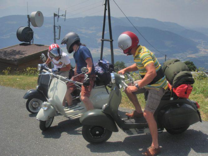 Vespatour zum Klopeinersee am 23. bis 24 Juli 2010 (20)