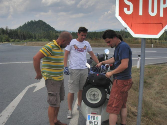 Vespatour zum Klopeinersee am 23. bis 24 Juli 2010 (23)