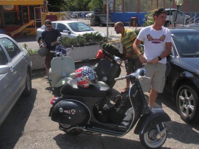Vespatour zum Klopeinersee am 23. bis 24 Juli 2010 (28)