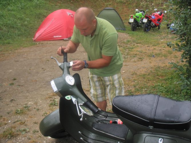 Vespatour zum Klopeinersee am 23. bis 24 Juli 2010 (35)