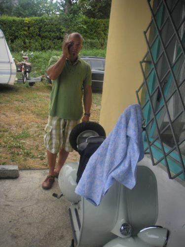 Vespatour zum Klopeinersee am 23. bis 24 Juli 2010 (37)