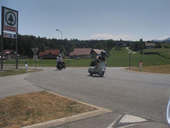 Vespatour zum Klopeinersee am 23. bis 24 Juli 2010 (4)