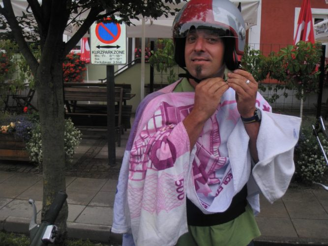 Vespatour zum Klopeinersee am 23. bis 24 Juli 2010 (44)