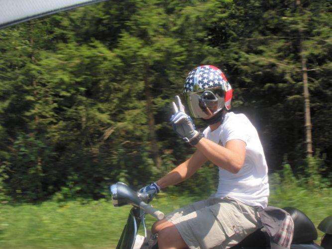 Vespatour zum Klopeinersee am 23. bis 24 Juli 2010 (5)