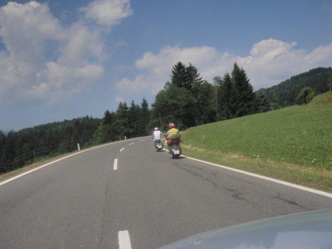 Vespatour zum Klopeinersee am 23. bis 24 Juli 2010 (7)