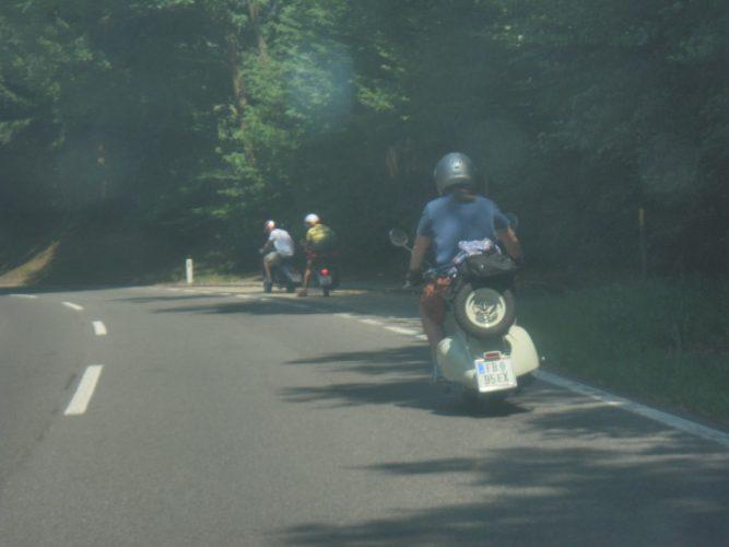 Vespatour zum Klopeinersee am 23. bis 24 Juli 2010 (9)