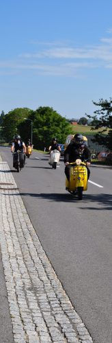 Vulkanlandtour Vespaburning 14. August 2011 (2)
