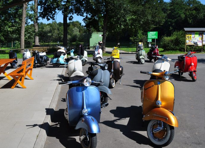 Vulkanlandtour Vespaburning 14. August 2011 (4)